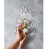 Petals, Summer, Flower Arrangement