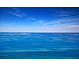 Meer, Ozean, Wasseroberfläche