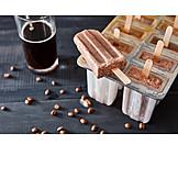 Espresso, Ice, Popsicle