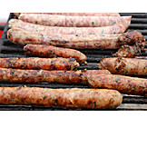 Sausage, Barbecue
