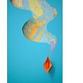 Travel, Paper boat, Circumnavigation