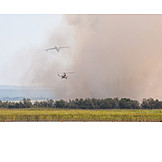 Seaplane, Firefighting, Quench Fire
