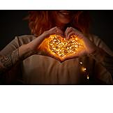 Love, Light, Heat