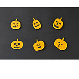 Squash, Grimace, Halloween