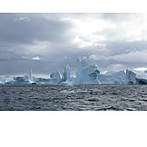 Iceberg, Ice, Port Charcot