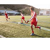 Teenager, Soccer