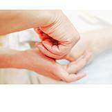 Fußmassage, Fußreflexzonenmassage
