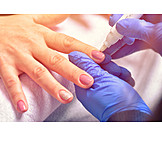 Nail care, Manicure, Beautician
