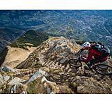 Extreme sports, Mountain bike, Adrenalin