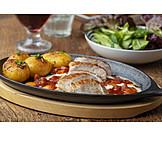 Schweinefleisch, Abendessen, Indische Küche
