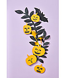 Squash, Halloween, Craft