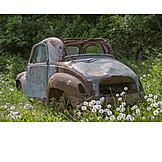 Car Wreck, Car, Wreck