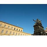 Munich, Max Joseph Platz, Maximilian I. Joseph