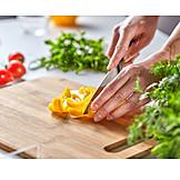 Salad, Preparation
