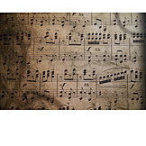 Music, Scores, Melody