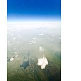 Aerial View, Norway