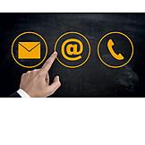Contact, Customer Service, Hotline