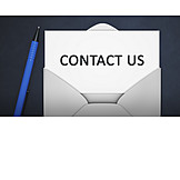 Mail, Contact, Contact Us
