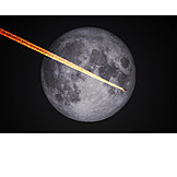 Airplane, Full Moon