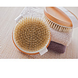 Body Care, Massage Brush, Body Scrub