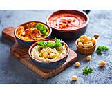 Orientalische Küche, Hummus