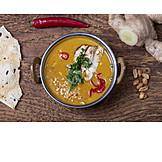 Indische Küche, Linsensuppe