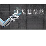 Mobile Kommunikation, Künstliche Intelligenz, Chatbots