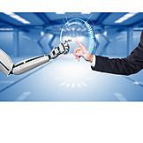Contact, Robot, Humans, Interface