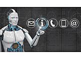 Communication, Robot, Artificial Intelligence
