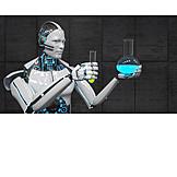 Wissenschaft, Chemie, Künstliche Intelligenz