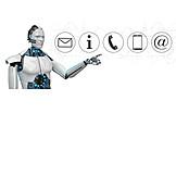 Communication, Future, Digital