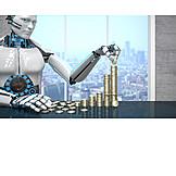 Savings, Automation, Robotics