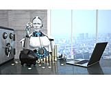 Finanzen, Zukunft, Künstliche Intelligenz
