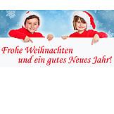 Weihnachten, Frohe Weihnachten, Frohes Neues Jahr