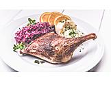 German cuisine, Feast, Christmas dinner