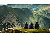 Scenics, Hiker, Highlands