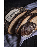 Homemade, Rye bread