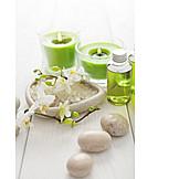 Wellness, Massageöl, Badesalz