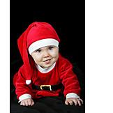 Baby, Santa Claus