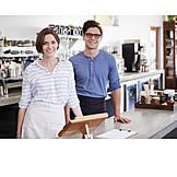 Gastronomie, Café, Inhaber