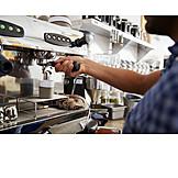 Preparation, Espresso Maker, Barista