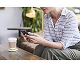 Mobile Communication, Online, Smart Phone