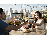 Couple, Birthday, Celebrations