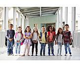 School Children, Elementary Student