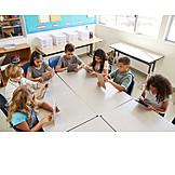 Education, School Class, Tablet-pc