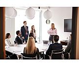 Meeting, Meeting Room, Presentation