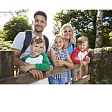 Rural Scene, Hiking, Family Outing