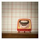 Laughing, Retro, Television