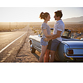 Loving, Love Couple, Roadtrip