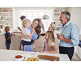 Entertainment, Domestic Life, Familiy Celebration